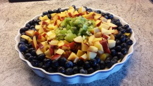 Frukt-ochbärpaj