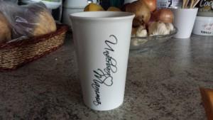 Min kaffemigg
